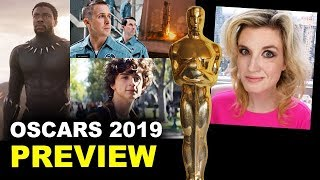 Oscars 2019 Predictions Black Panther Beautiful Boy First Man