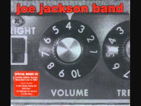 Joe Jackson - Chrome