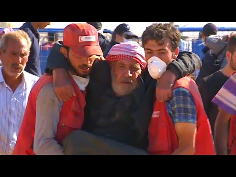 Turkey: Surge of Syrian Refugees