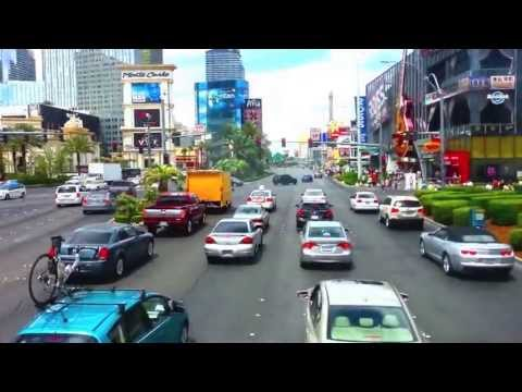 Las Vegas Strip Time Lapse
