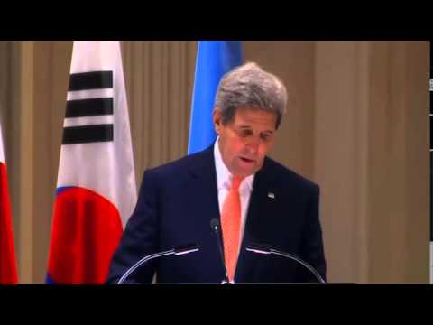 Secretary Kerry Delivers Remarks on Human Rights in the Democratic People's Republic of Korea