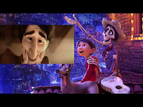Remember Me - Disney Pixar's Coco (By Hector)Full song HD