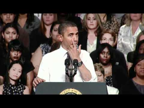 Pres Obama Jobs Act Speech Mesquite Tx Part 3 04Oct11