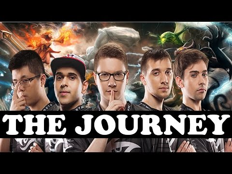 THE JOURNEY TO THE INTERNATIONAL GAME 2 - QUALIFIERS - TEAM SECRET - Dota 2