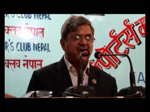 political video interview production in Nepal