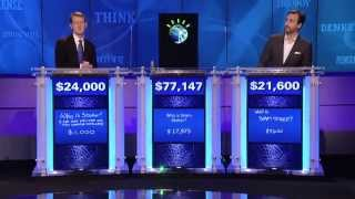 Watson and the Jeopardy! Challenge