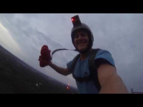 Pre-Sunrise Antenna Jump