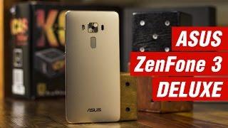 ASUS ZenFone 3 Deluxe - вундер-лопата. Подробный обзор ZenFone 3 Deluxe: все недостатки и козыри
