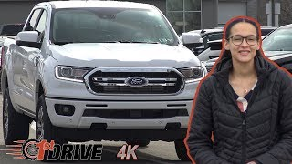 2019 Ford Ranger Lariat 4X4 SuperCrew Review & Test Drive