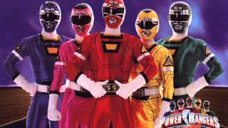 POWER RANGER TURBO - THEME SONG