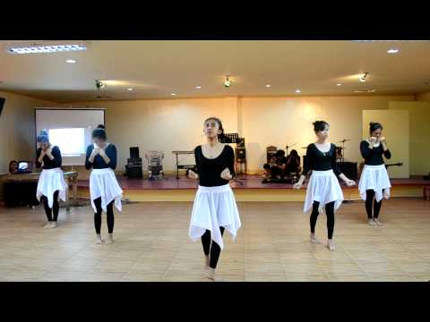 The prayer - Dance interpretation by the Halal Mighty Movers