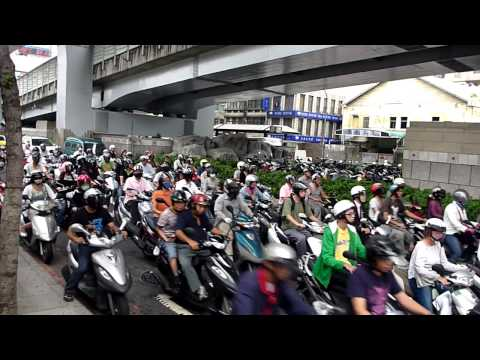 Motos - Uso de Scooters en china