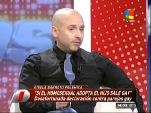 Jorge Rial opinó sobre la adopción en parejas homosexuales