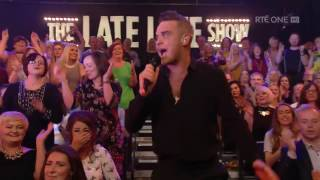 "Robbie Williams - ""Party Like a Russian"" 