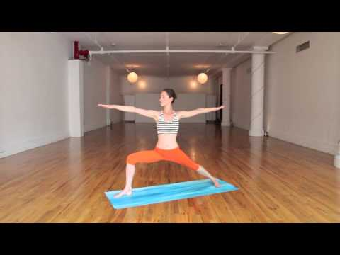 Yoga for Energy with Tara Stiles