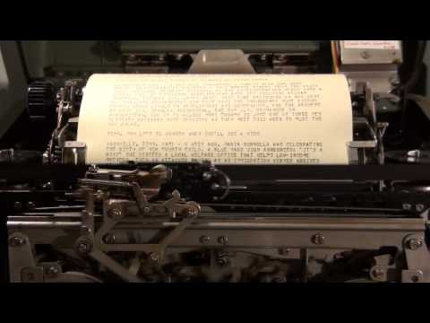 Model 28 Teletype HD