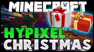 HYPIXEL CHRISTMAS PRESENTS! ( FREE COINS In Hypixel )