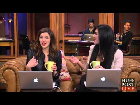 HuffPost Live Blooper Reel - 02/01/13