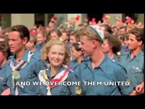 Auferstanden Aus Ruinen - DDR Anthem English Translation