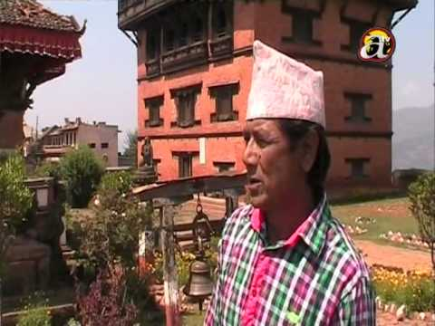 Nuwakot Durbar museum in bad conditions after the earthquake - Nuwakot