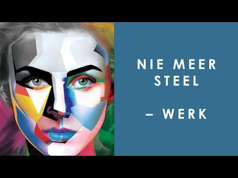 8 Oktober 2017:  Nie meer steel - werk, Theo Geyser, Mosaïek