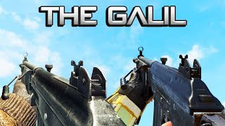 THE GALIL in Every Call of Duty