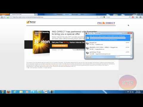 Norton Internet Security 2011 90 days for free!