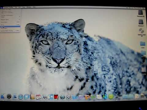 Snow Leopard & Windows 7 ultimate Dual Boot