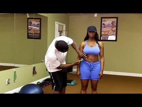 How Much Fat Does Buffie The Body Have On Her Body? video