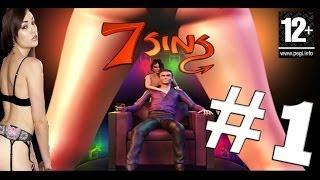 Tetas,Culos y Viceversa II Sins 7 II Parte 1 II Porn Game +18