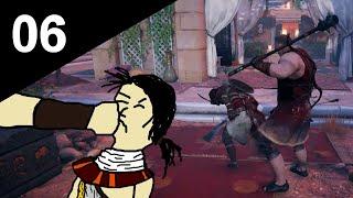 Gram w | Assassin's Creed Origins | 06 | Mordobicie
