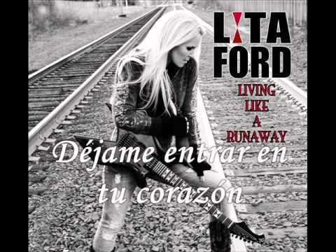 Lita Ford - Hellbound Train