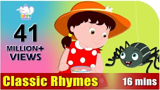 Nursery Rhymes Vol1 - Collection of Twenty Rhymes