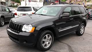 2009 Jeep Grand Cherokee Used Cleveland,OH Diversified Auto Sales