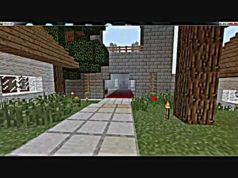 minecraft survival zamek-map download mediafire