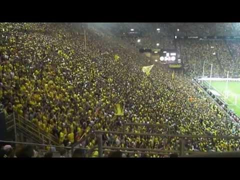 Supercup Borussia Dortmund - Bayern München 3 Tore