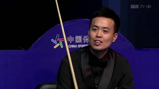 Impossible to escape [Snooker Controversy, Interesting situation]