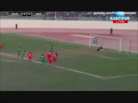 Highlights: Bangladesh Beats Nepal 2-0 in AFC Challenge Cup Qualifier
