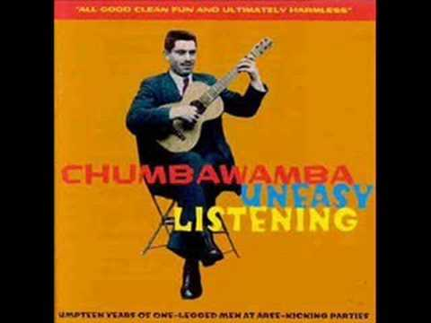Chumbawamba - We Don't Go To God's House Anymore video