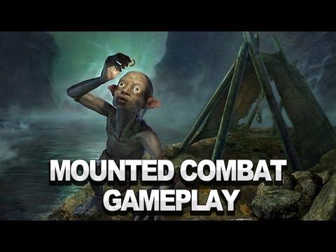 Lord of the Rings Online: Mounted Combat Gameplay