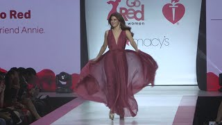 Go Red For Women® | Red Dress Collection 2018 Event Recap