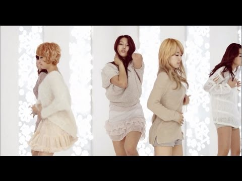 4Minute - FIRST MV