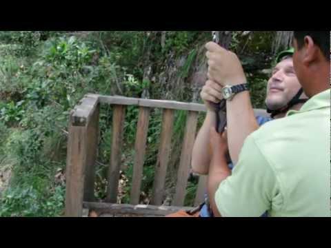 Canopy Tour - Gracias, Lempira - Honduras