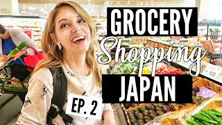 This is How I Grocery Shop in Tokyo, Japan.