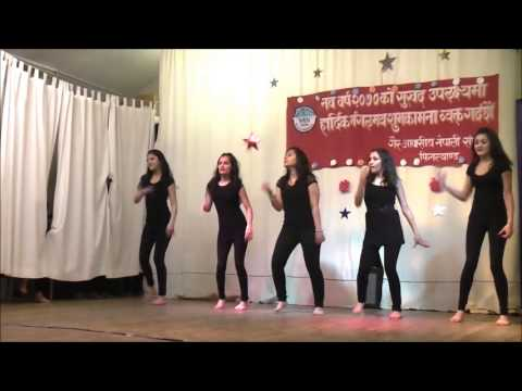 Sirima siri remix - Nepali new year party 2070
