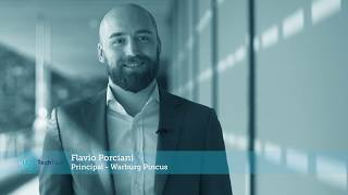 Areas of business growth  - Interview with Flavio Porciani, Warburg Pincus