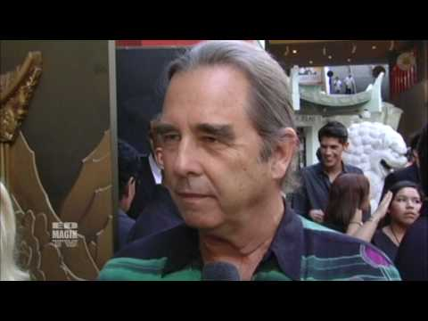 Beau Bridges  Interview at Los Angeles  Latino International Film Festival