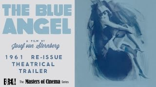 The Blue Angel (1959) - Official Trailer