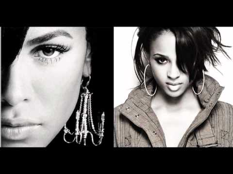 Ciara - Promise over Aaliyah's One In A Million track