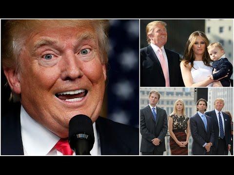 প্রেসিডেন্ট ডোনাল্ড ট্রাম্প এর জীবন কাহিনী | Biography Of US President Donald Trump 2016 !!